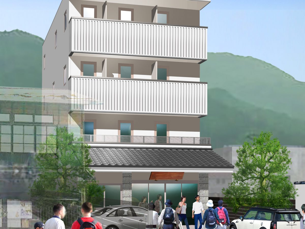 栃木県日光市に佐々木設計企画が設計監理させていただきました 日光市初の木製カプセルベッドを備えたホテルがオープンしました