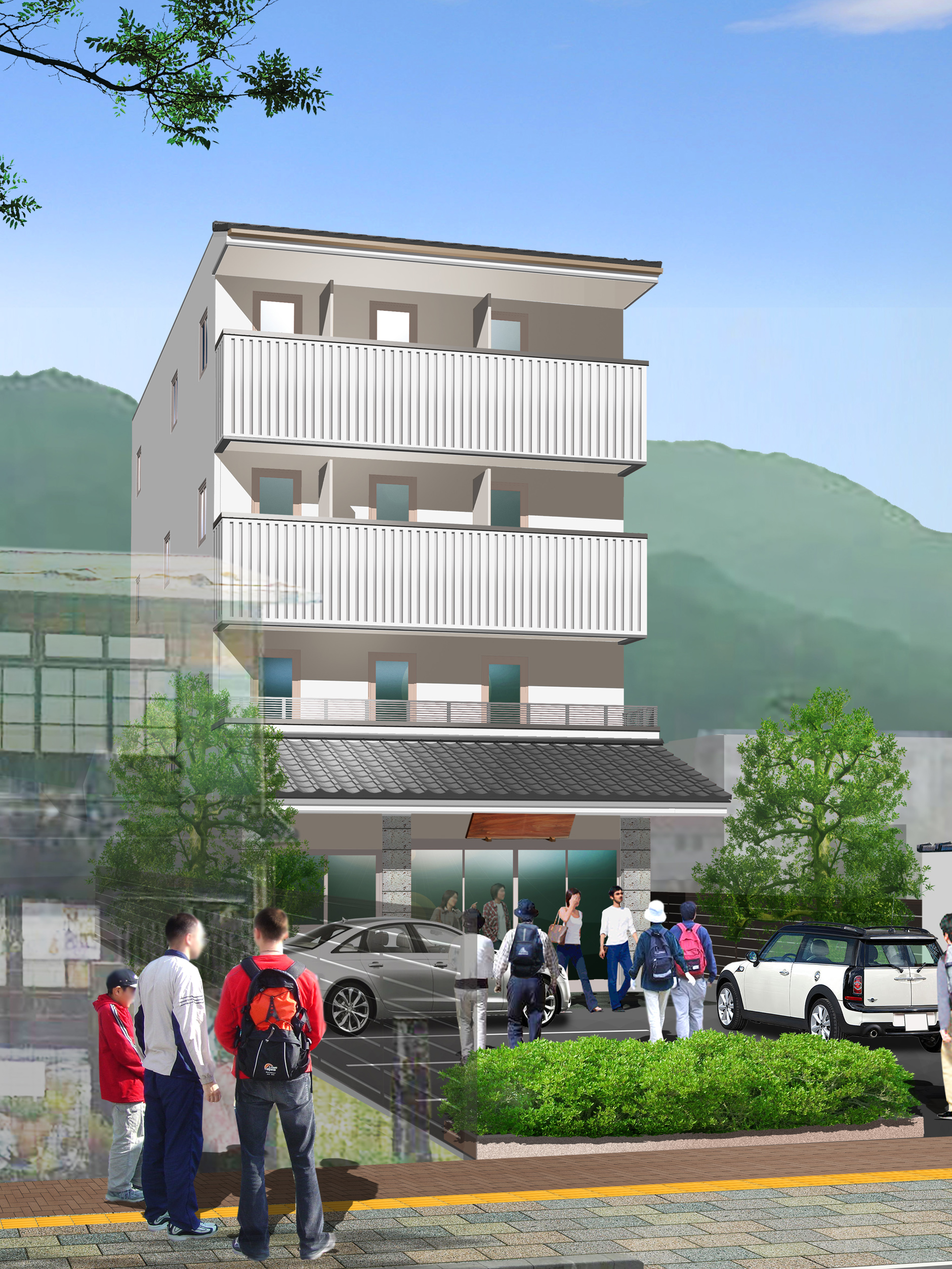 佐々木設計企画 設計監理 ホテル