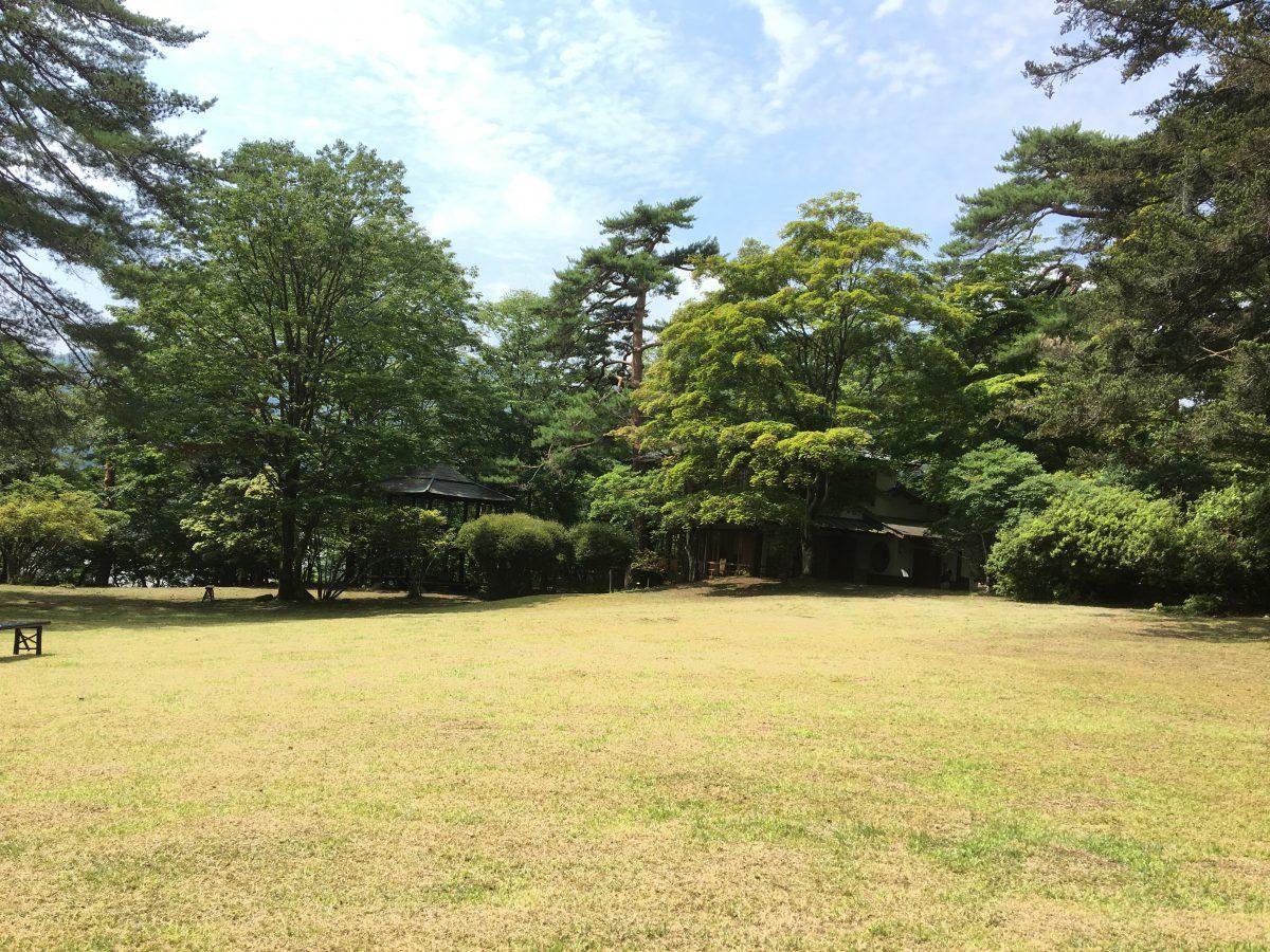 佐々木設計企画が家屋改修に携わらせて頂きました栃木県日光市 松屋敷さまの 庭園公開が始まります