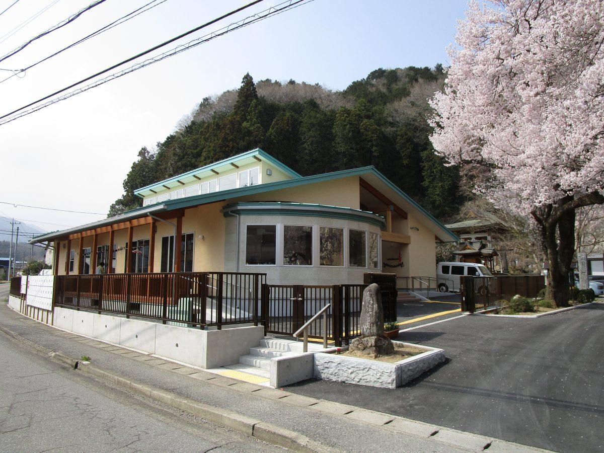 栃木県日光市に弊社設計監理の認定こども園が完成しました