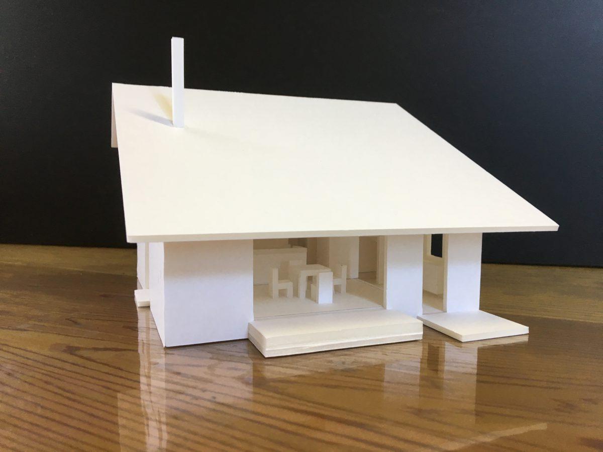 佐々木設計企画が設計監理の「薪ストーブのある木の家」着工しました!!