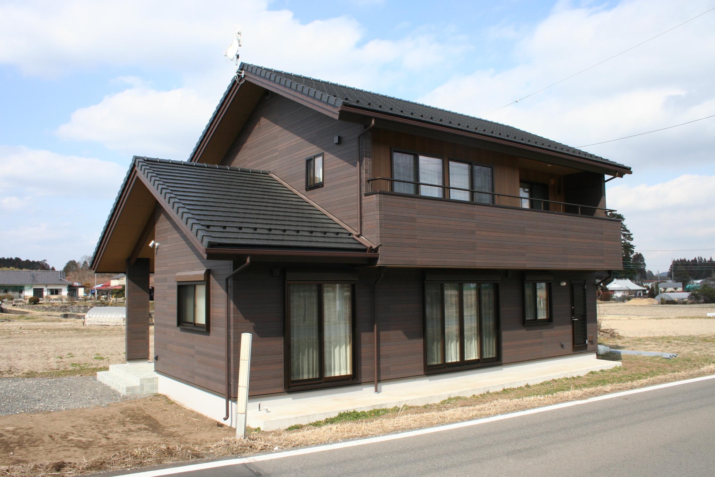 日光 木の家
